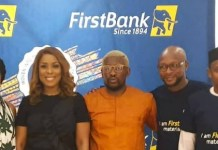 FirstBank partners Linda Ikeji TV for First Class Material show