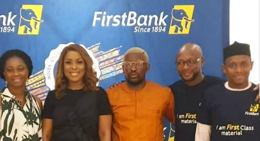 FirstBank partners Linda Ikeji TV for First Class Material show