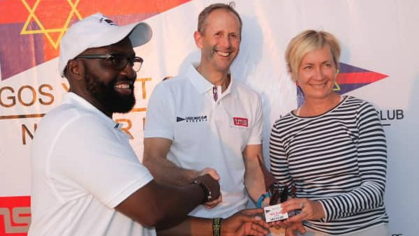 Lagos Yacht Club TMS Harbour Race
