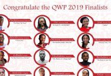 Quramo Publishing QWP 2019 Finalists