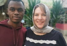 American arrives Kano to marry Nigerian lover met on Instagram