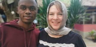 American arrives Kano to marry Nigerian lover met on Instagram