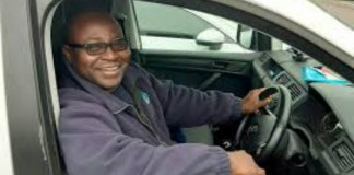 Nigerian prince becomes plumber in London