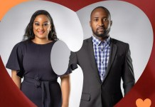 Rosie and Kachi on Ultimate Love