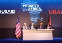 USAID, UBA sign memorandum of understanding