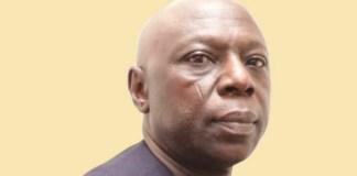 NIMASA Spokesman, Philip Kyanet