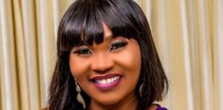 Nollywood aNollywood actress Yewande Adekoya