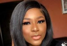Nollywood actress Destiny Etiko