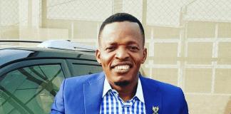 Filmmaker Victor Okpala
