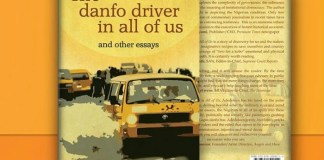 Danfo Driver Niran Adedokun