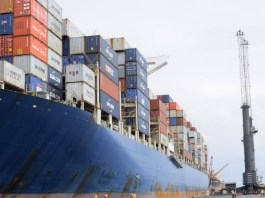 NPA largest container vessel Onne Ports