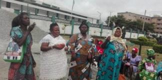 PDP women lay curse on Obaseki's enemies