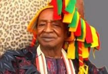 Ebonyi's longest reigning monarch Israel Chibueze-Agbo