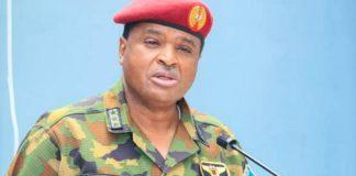 NAF Chief of Air Staff (CAS) Air Marshal Sadique Abubakar