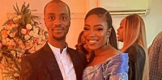 Bashir El-Rufai and wife