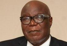Professor Oyewusi Ibidapo-Obe