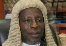 Justice Adamu Abdu-Kafarati