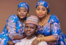 Babangida Adamu marries two women same day