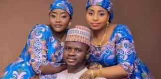 Babangida Adamu marries two women same day