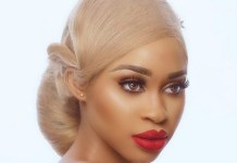Beauty queen Yetunde Barnabas