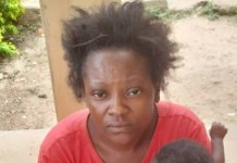 Blessing Jimoh kills mother in Ondo State because pastor says she was a witch