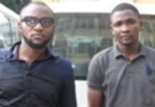 Union Bank staff Temitope Oluwasanmi and friend Augustine Olayinka jailed for fraud