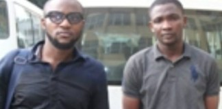 Union Bank staff Temitope Oluwasanmi and friend Augustine Olayinka jailed for fraud