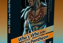 Yoruba Gods book by Toni Kan Peju Akande Jahman Anikulapo