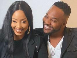 Bolanle Ninalowo & wife Bunmi Ninalowo