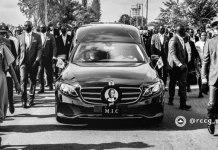 Dare Adeboye burial