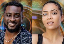 BBNaija Pere and Maria wildcards Big Brother Naija