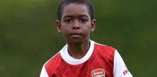 Arsenal youngster Munir Sada
