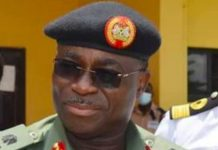 Defence Spokesperson Major General Benjamin Sawyerr