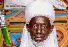 Emir of Gaya Ibrahim Abdulkadir