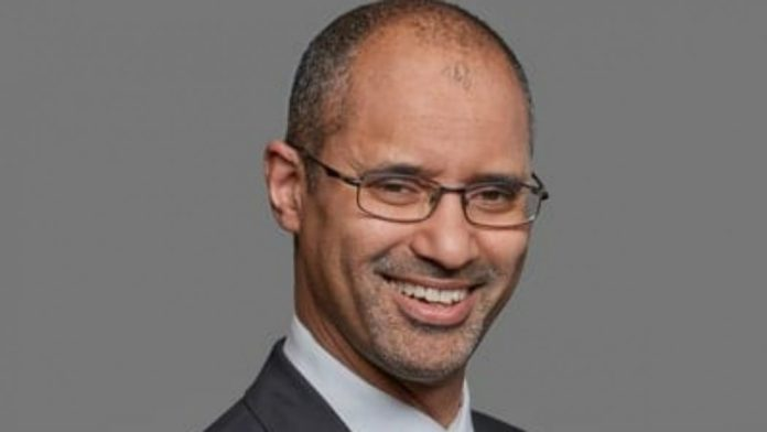 First black chairman of England Rugby Tom Ilube