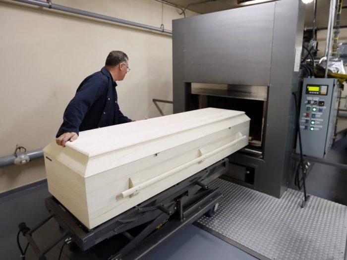 Crematorium Technician