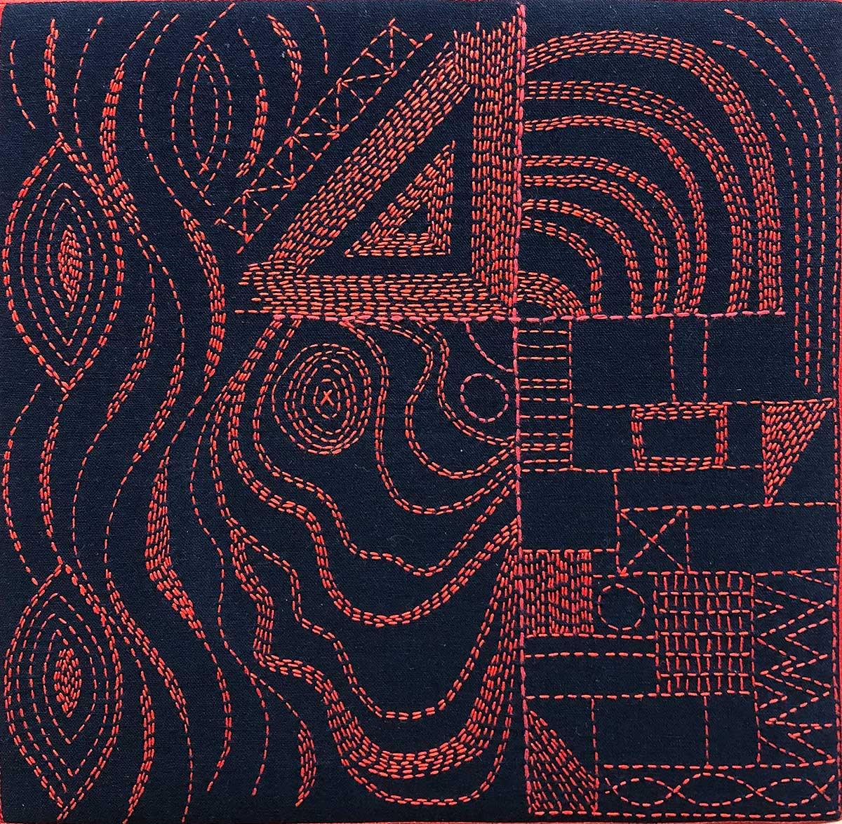 Red 1 © Susan Ball Faeder
