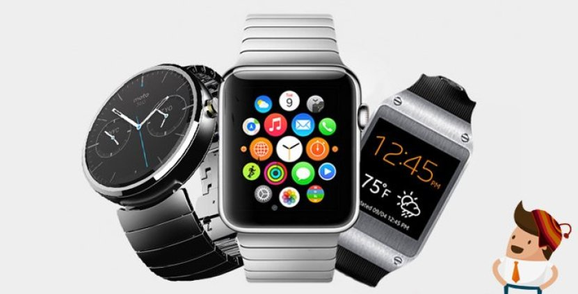 Resultado de imagen para smartwatch redondo o cuadrado