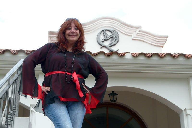 Ludovica Squirru se presentará en La Posada del Qenti