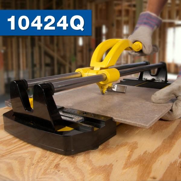"""24"""" 600 Mm Wishbone Professional Tile Cutter - Qep"""