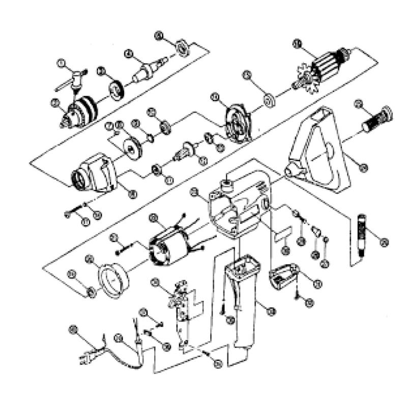 Mixer Grander Circuit Diagram
