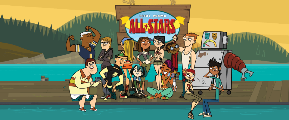 Which Total Drama All Stars Character Are You Personality Quiz