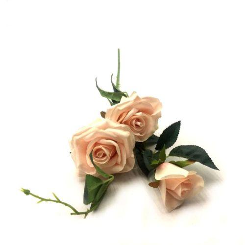 Haste de Rosa rosa claro LE0020