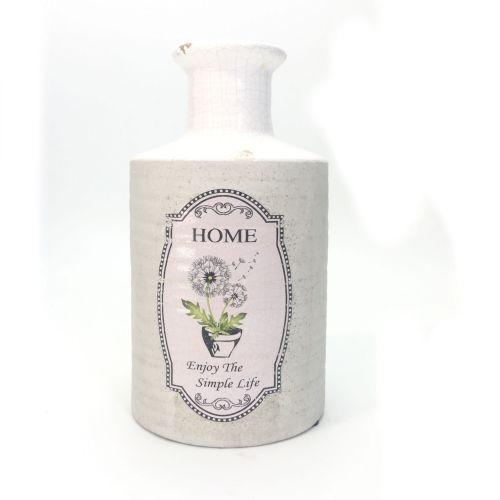 Vaso de Cerâmica Home G W323-123