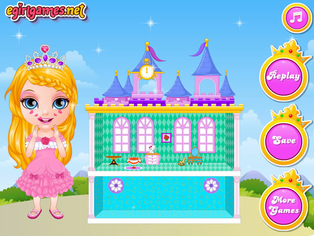 Play Barbie House Decoration Games