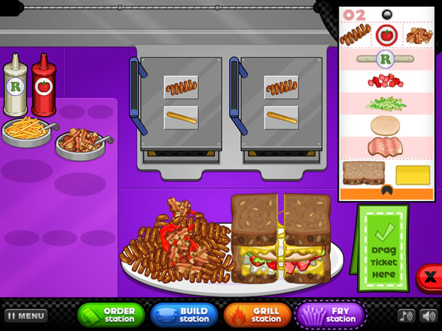 Restaurant Games Play Free Online