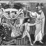 Iisus și Maria coboară în iad