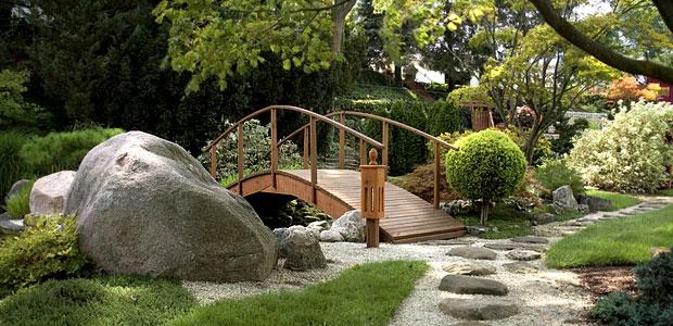 QI DAO Feng Shui und Geomantie  Feng Shui Garten