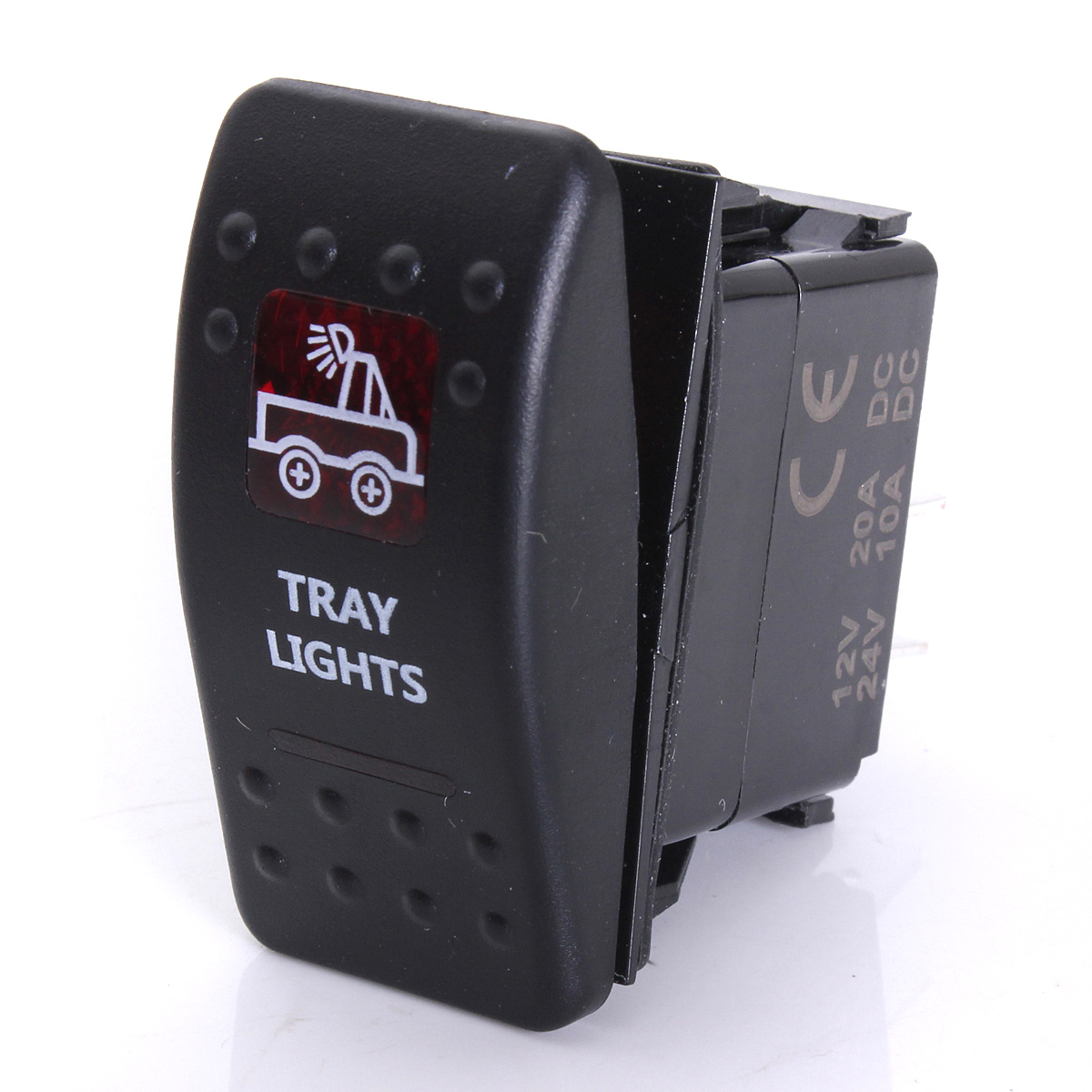 illuminated marine rocker switches wiring diagram for capacitor car boat toggle switch dual led
