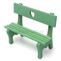 Mini Outdoor Bench - Easy Craft Ideas